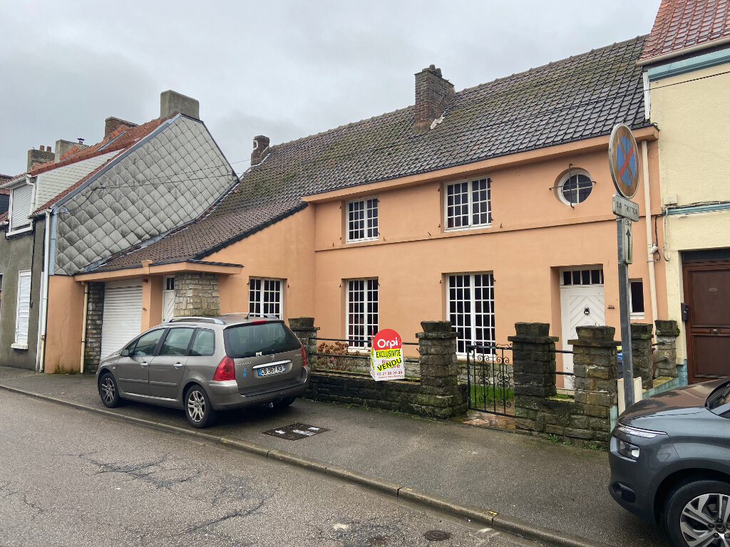 Maison à vendre 8 187m2 à Saint-Martin-Boulogne vignette-1