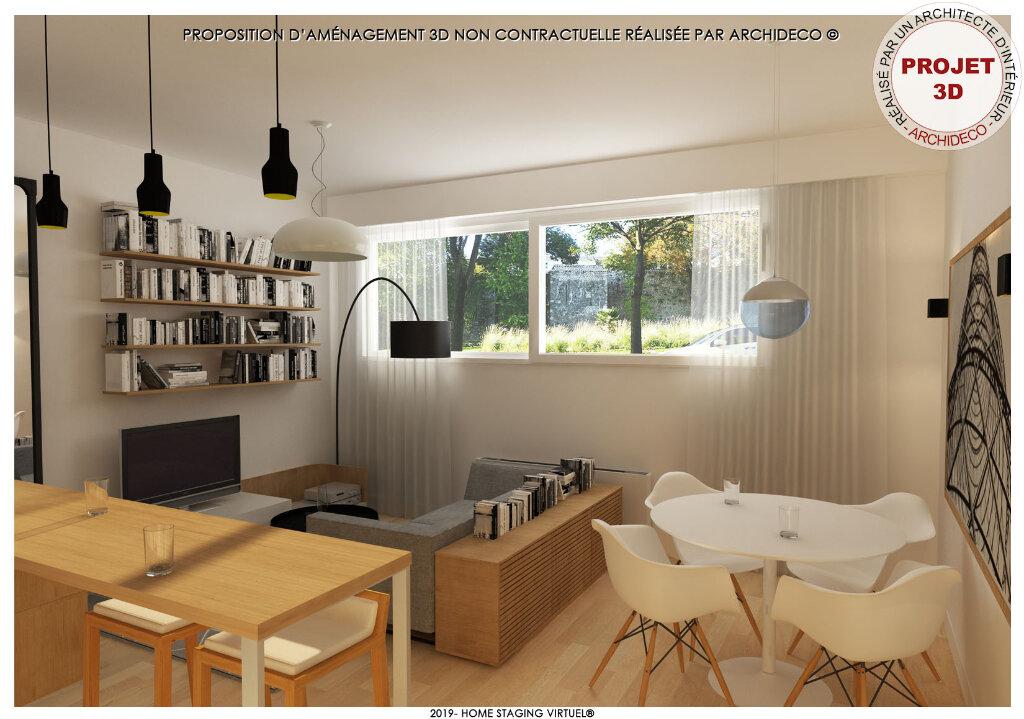 Appartement à vendre 2 32m2 à Boulogne-sur-Mer vignette-1