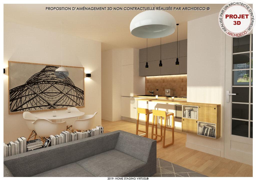 Appartement à vendre 2 32m2 à Boulogne-sur-Mer vignette-2