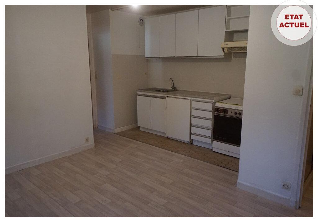 Appartement à vendre 2 32m2 à Boulogne-sur-Mer vignette-4