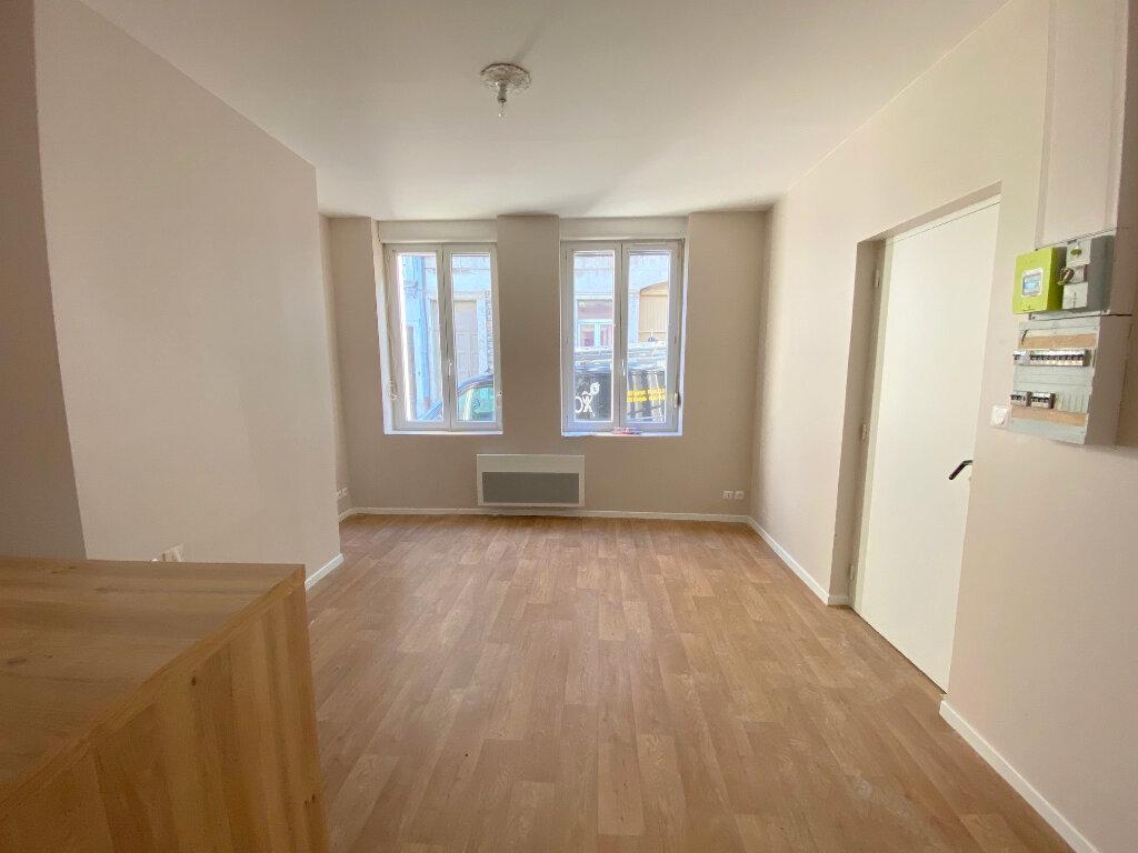 Appartement à louer 2 37m2 à Boulogne-sur-Mer vignette-1
