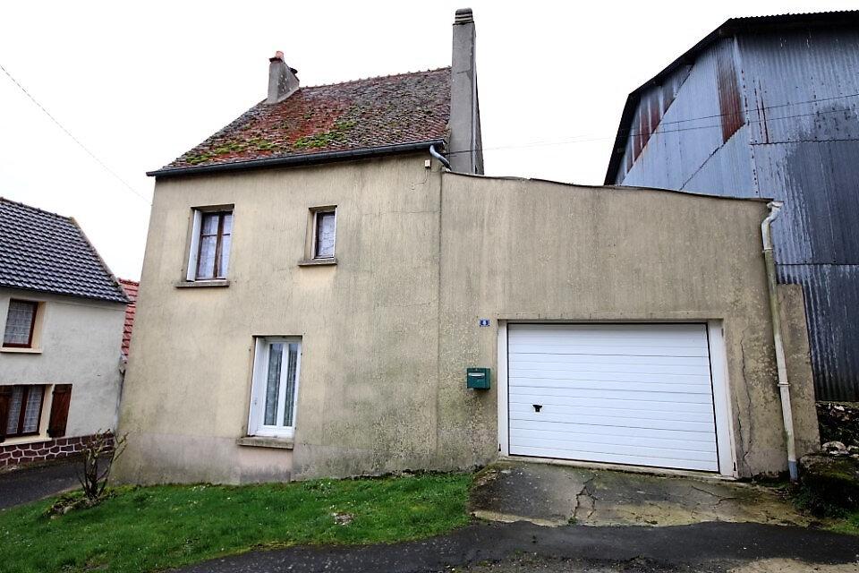 Maison à vendre 3 80m2 à Courboin vignette-1