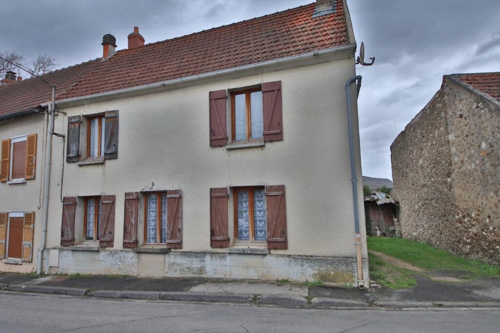 Maison à vendre 4 75m2 à Crézancy vignette-1