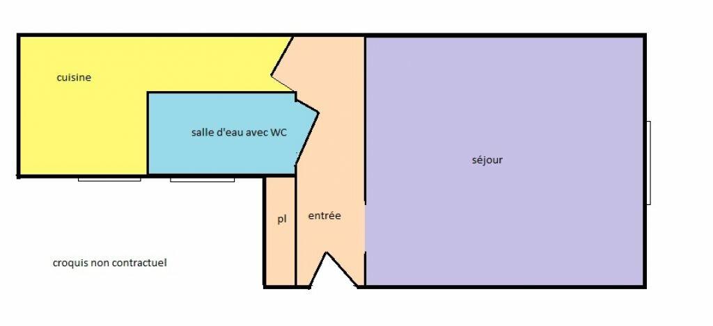 Appartement à louer 1 22m2 à Vanves vignette-5