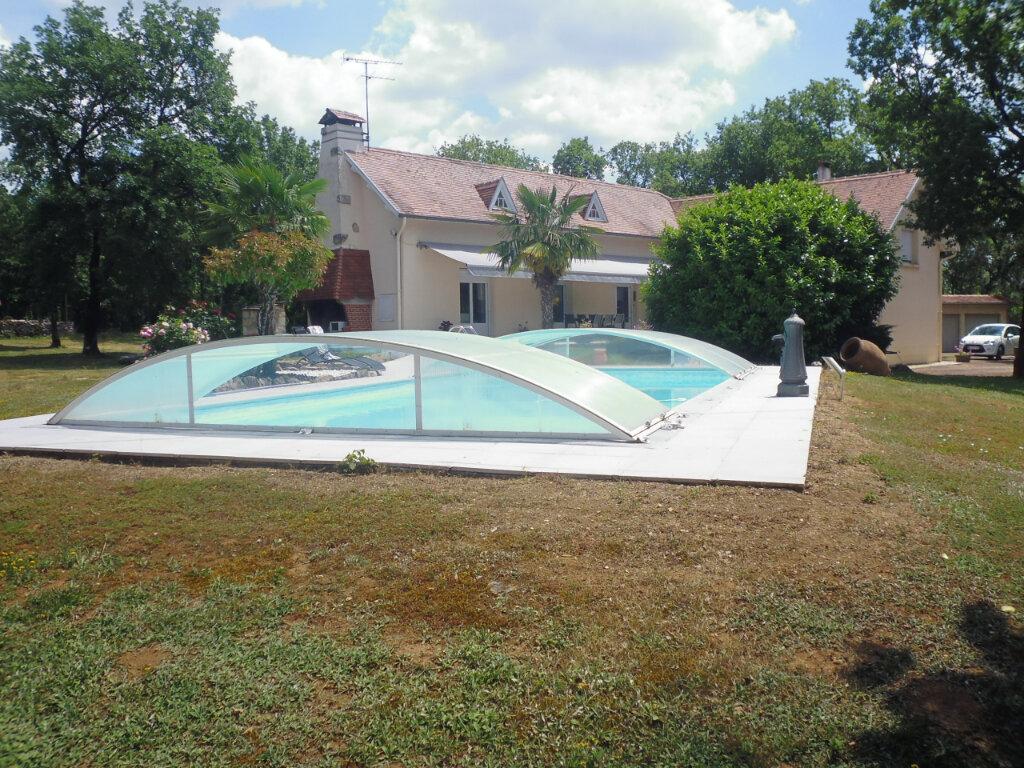 Maison à vendre 6 148m2 à Caylus vignette-1