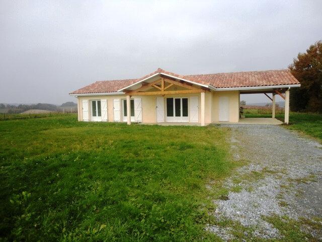 Maison à louer 4 100m2 à Pouydraguin vignette-1