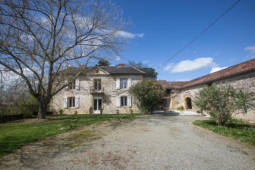 Maison à vendre 6 200m2 à Viella vignette-10