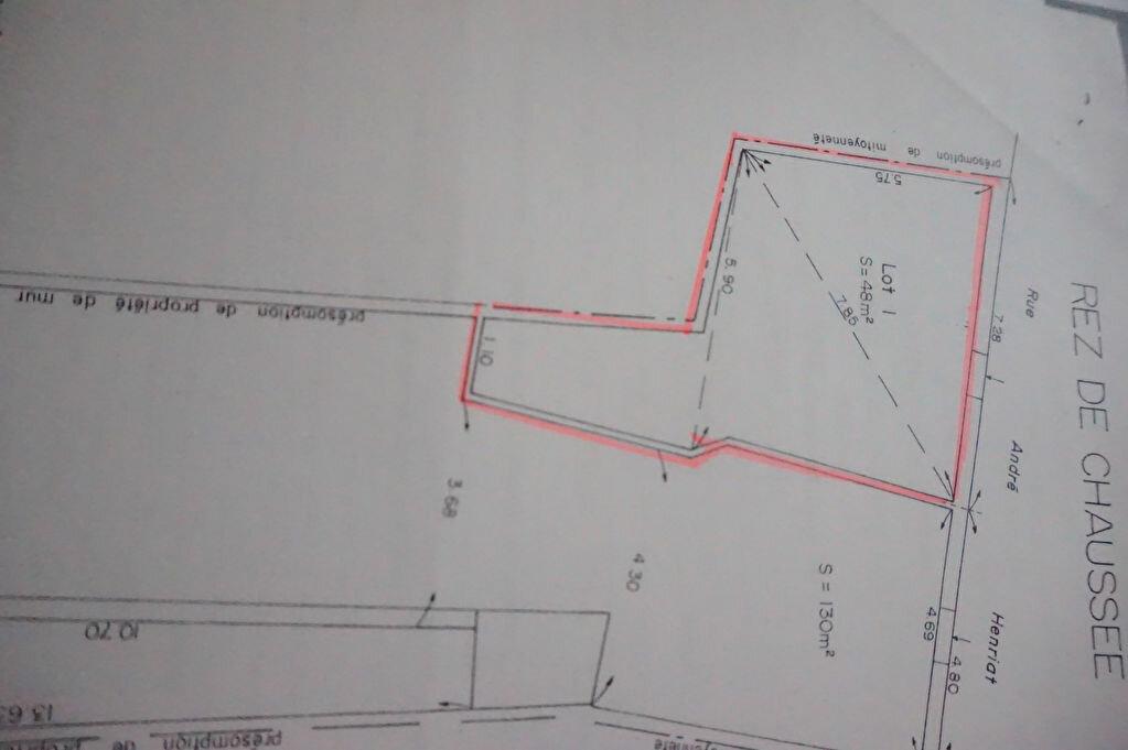 Maison à vendre 3 70m2 à Rogny-les-Sept-Écluses plan-1