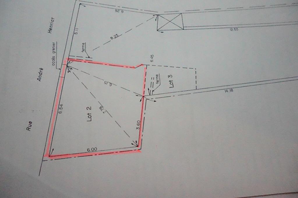 Maison à vendre 3 70m2 à Rogny-les-Sept-Écluses plan-2