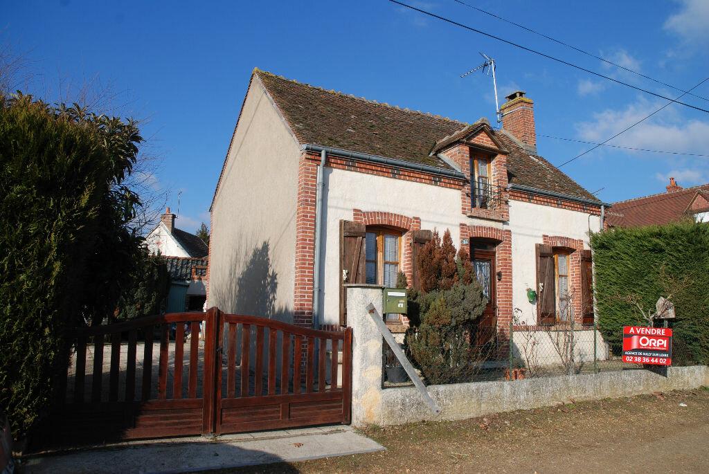 Maison sully sur loire 69 m t 2 vendre 75 600 orpi - Nombre de piece maison ...