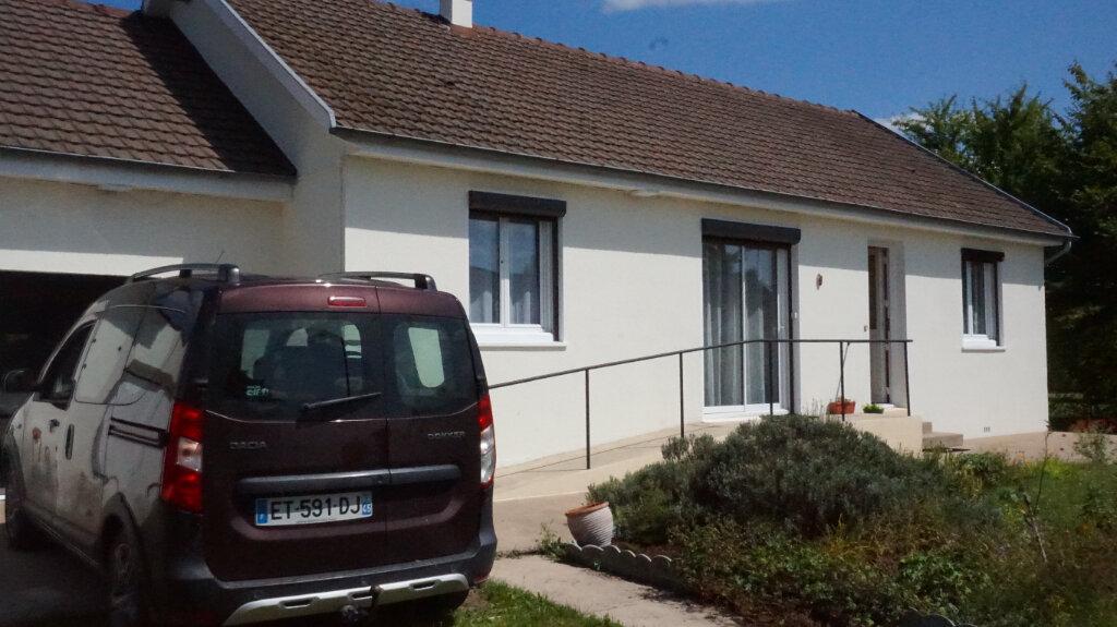 Maison à vendre 4 92m2 à Châtenoy vignette-1