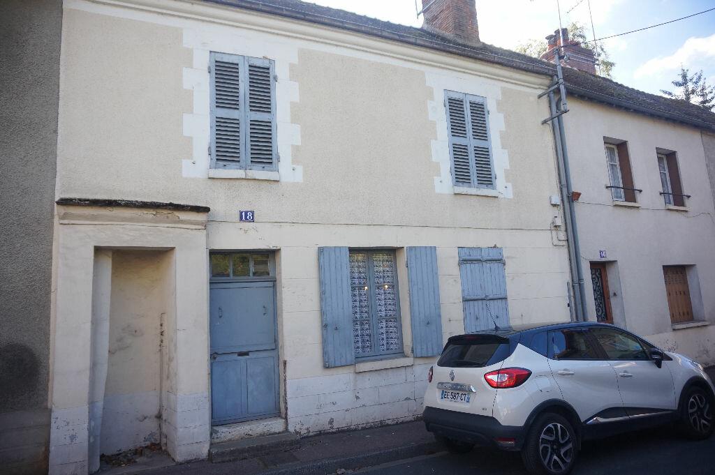 Maison à vendre 4 106m2 à Châtillon-Coligny vignette-1