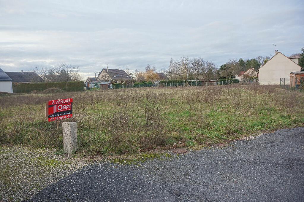 Terrain à vendre 0 963m2 à Châtillon-Coligny vignette-1