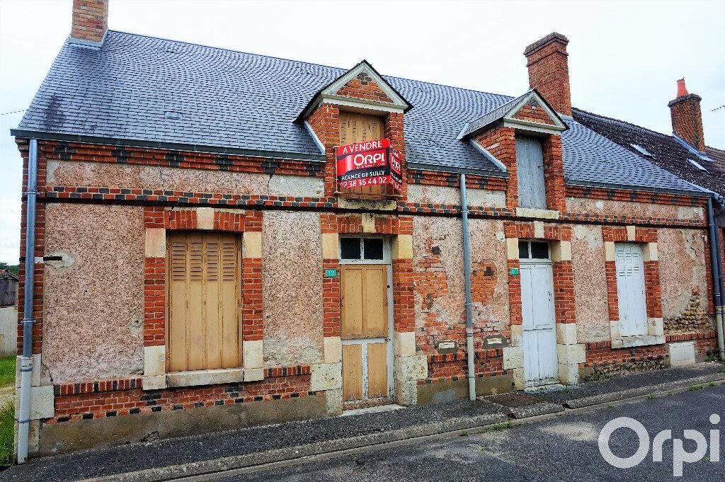 Maison à vendre 4 88.24m2 à Lion-en-Sullias vignette-1