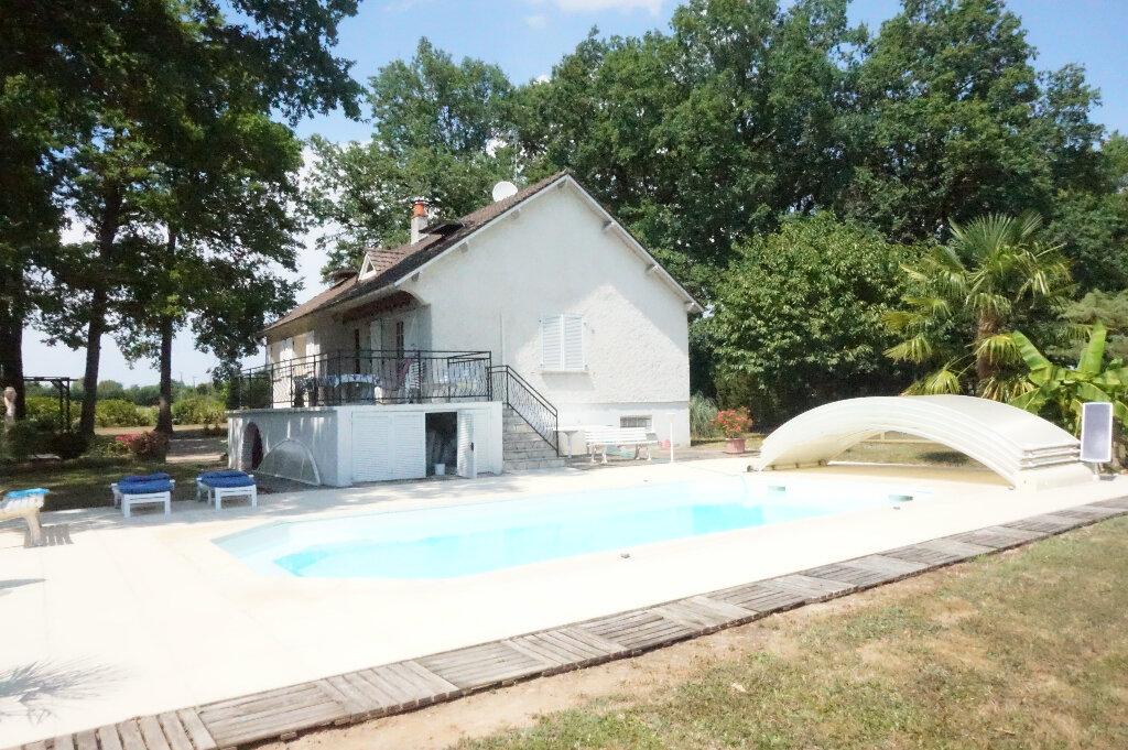 Maison à vendre 5 141m2 à Châtillon-Coligny vignette-1