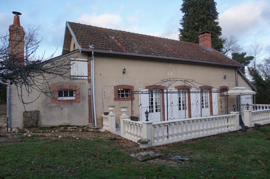 Maison à vendre 4 147m2 à Ivoy-le-Pré vignette-2