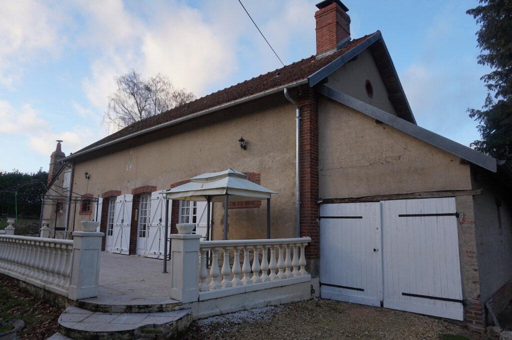 Maison à vendre 4 147m2 à Ivoy-le-Pré vignette-16