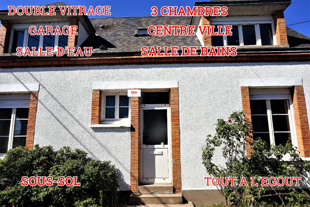 Maison à vendre 4 86m2 à Sully-sur-Loire vignette-1