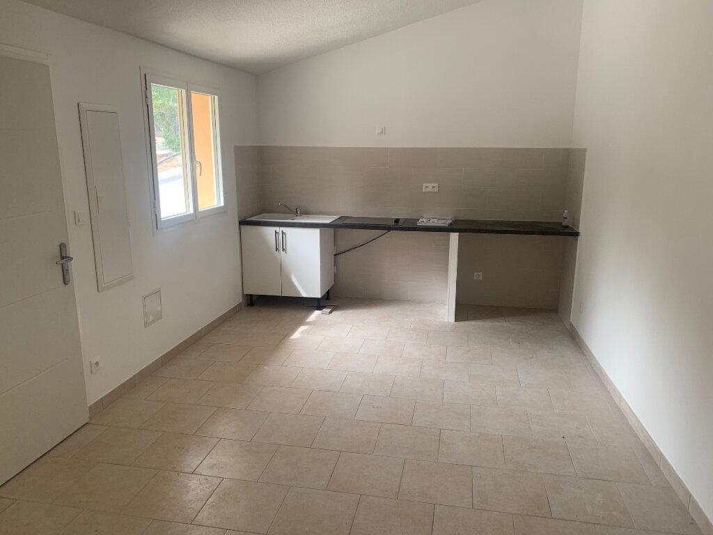Appartement à louer 1 22.48m2 à Carros vignette-1