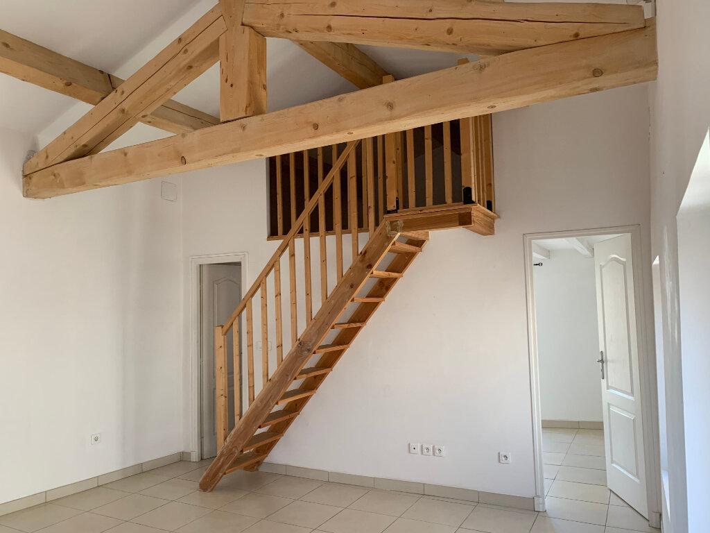Appartement à louer 2 39.1m2 à Gattières vignette-4