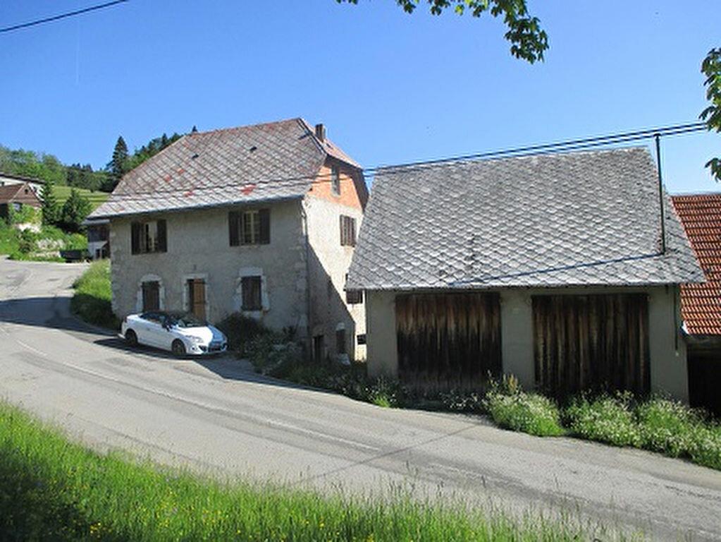 Maison à vendre 4 93m2 à Saint-Christophe-sur-Guiers vignette-1