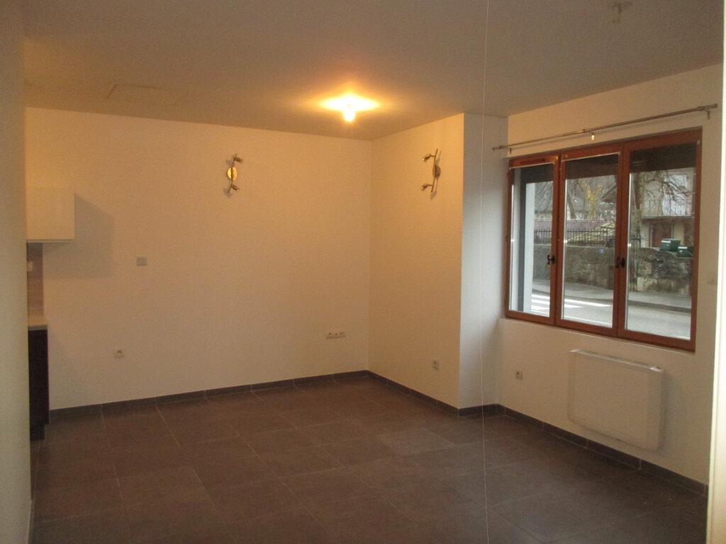 Appartement à louer 1 37.5m2 à Saint-Laurent-du-Pont vignette-1