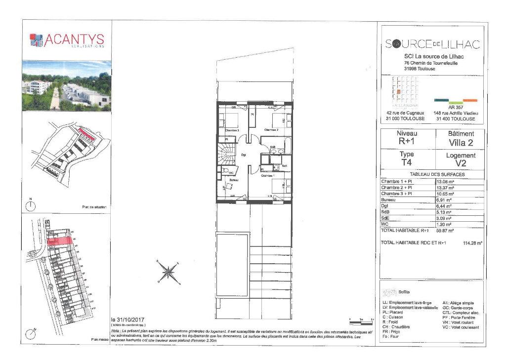 Maison à vendre 4 114.28m2 à Toulouse vignette-4