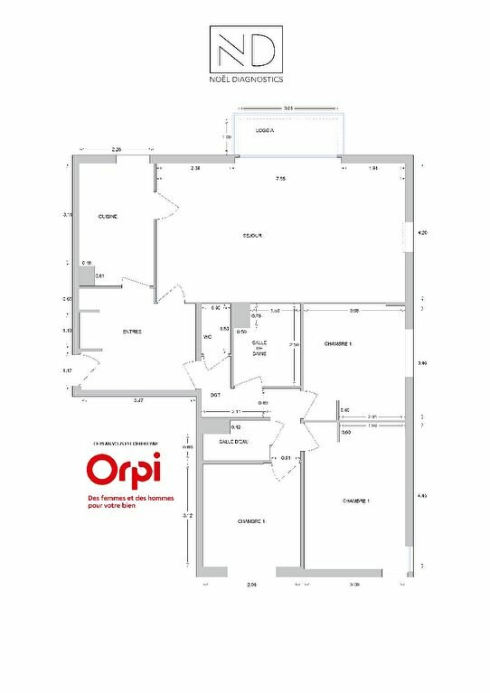 Appartement à vendre 4 101m2 à Clamart vignette-3