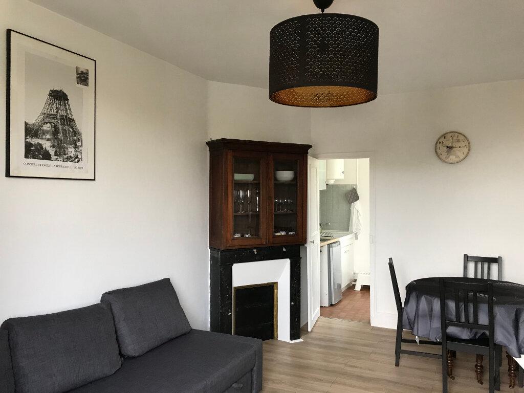 Appartement à louer 2 37.05m2 à Meudon vignette-1