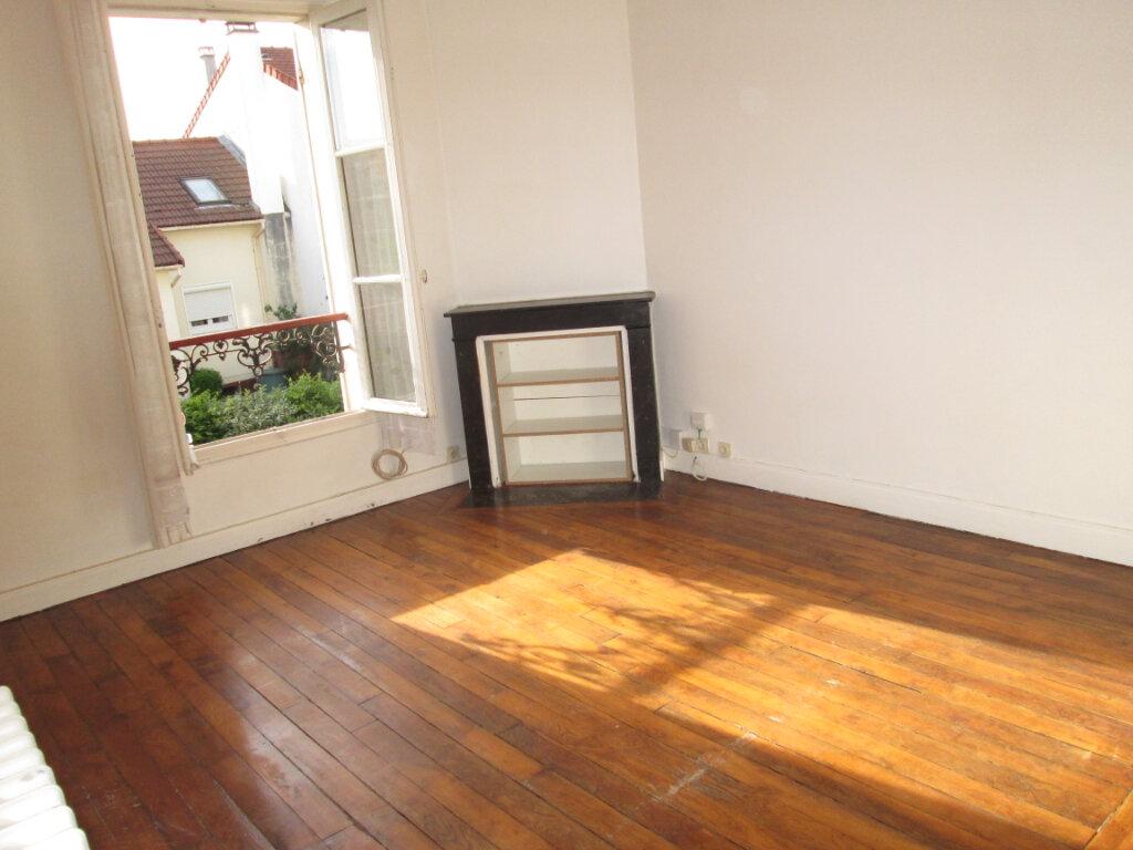 Appartement à louer 2 36.51m2 à Clamart vignette-1