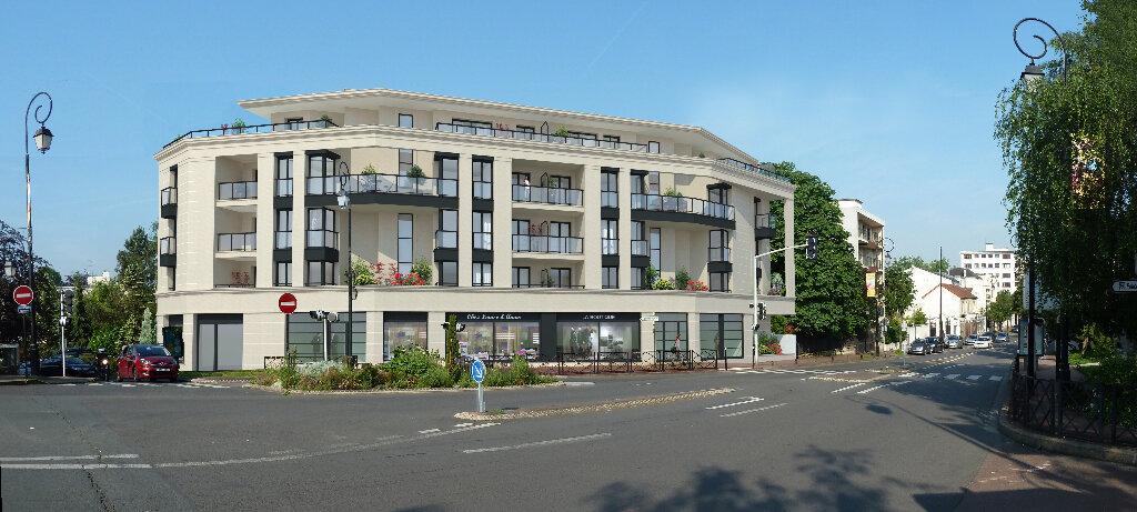 Appartement à vendre 4 85.73m2 à La Varenne - Saint-Maur-des-Fossés vignette-1