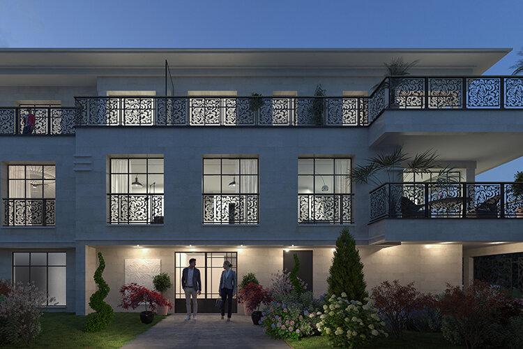 Appartement à vendre 4 124.39m2 à La Varenne - Saint-Maur-des-Fossés vignette-3