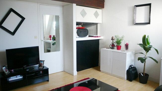 Appartement à louer 1 25.3m2 à Fontainebleau vignette-1
