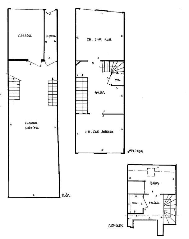Appartement à louer 3 82m2 à Fontainebleau vignette-7