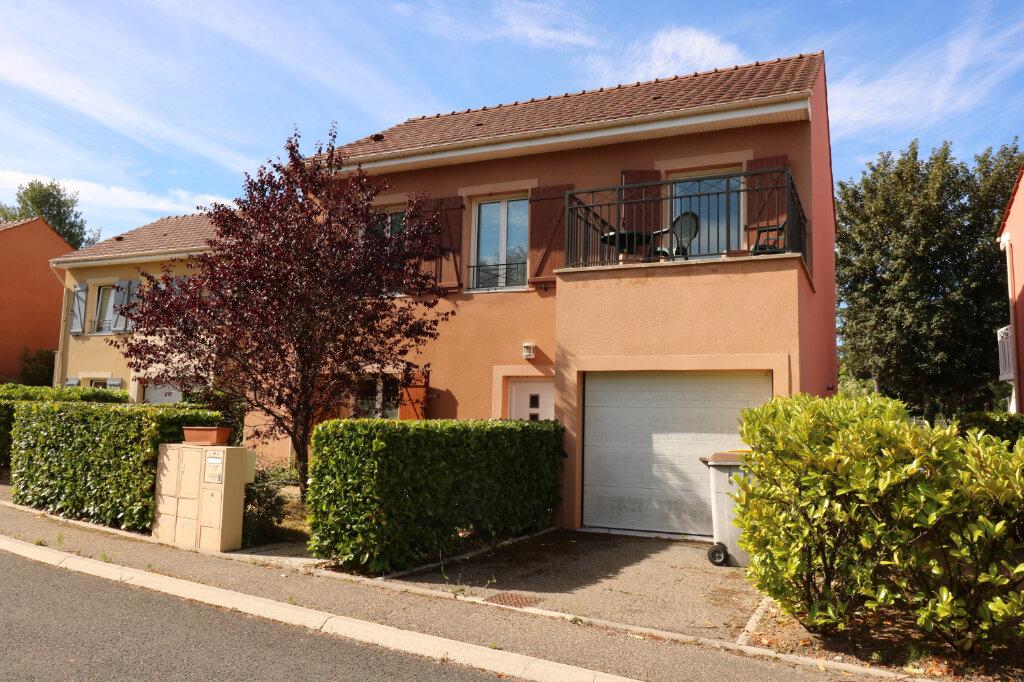 Maison à vendre 5 124.79m2 à Vulaines-sur-Seine vignette-1
