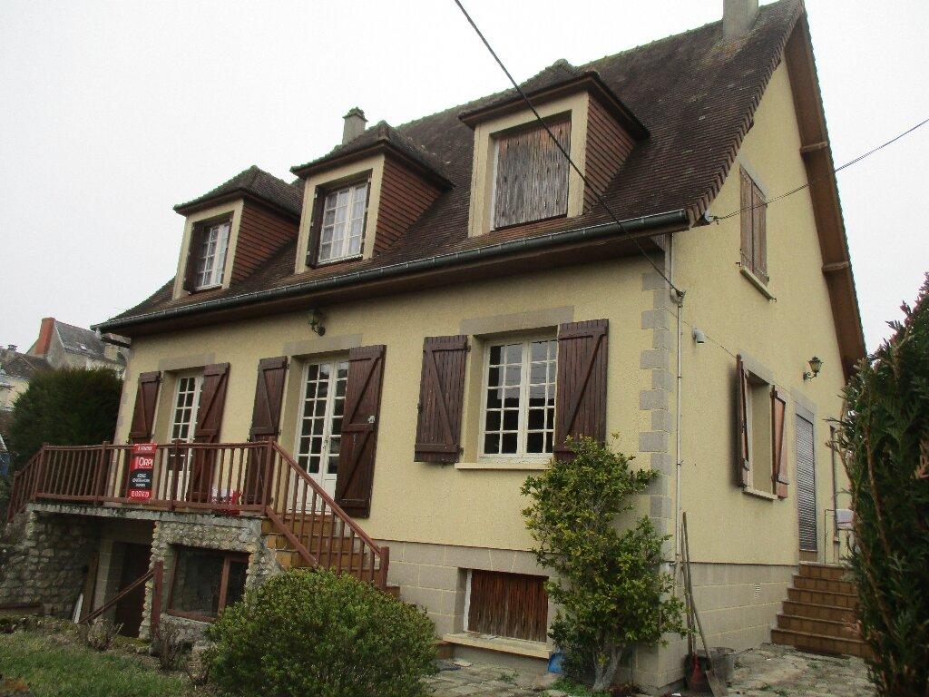 Maison à vendre 7 135m2 à Mamers vignette-1