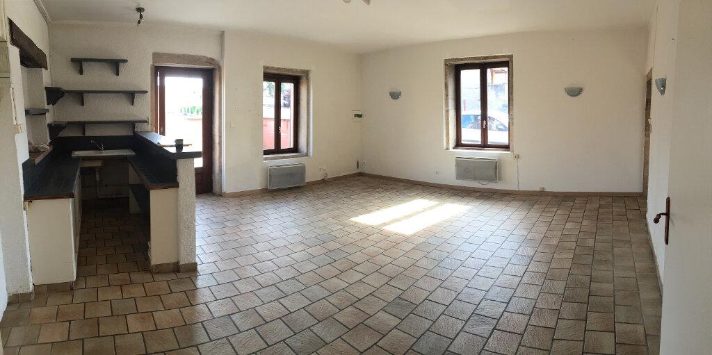 Appartement à vendre 2 58m2 à Belleville vignette-2
