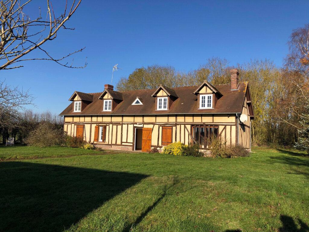 Maison à vendre 6 155m2 à Conches-en-Ouche vignette-1