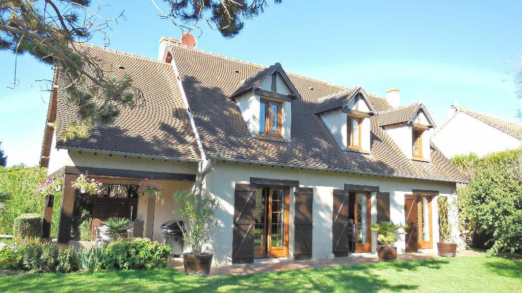 Maison à vendre 6 130m2 à Breuilpont vignette-1