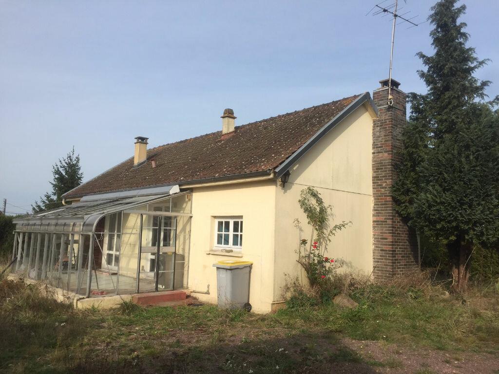 Maison à vendre 3 70m2 à La Vieille-Lyre vignette-3