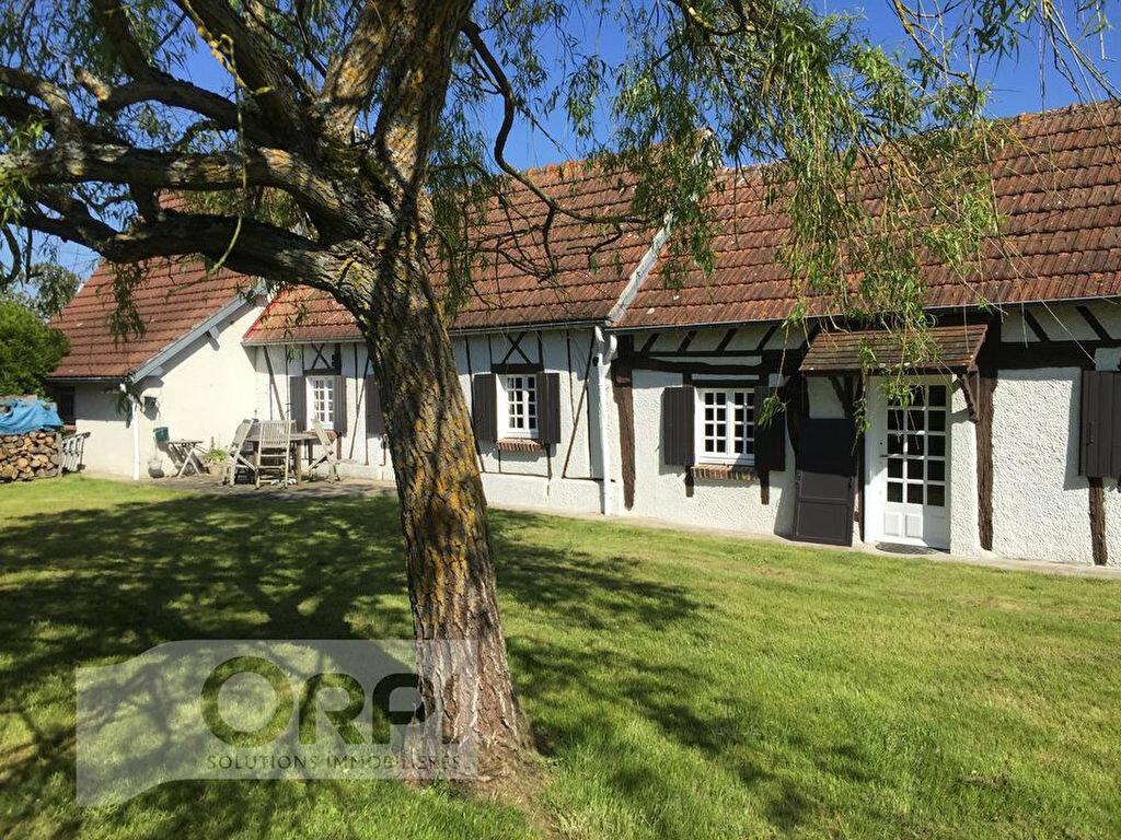 Maison à vendre 7 145m2 à Manthelon vignette-1