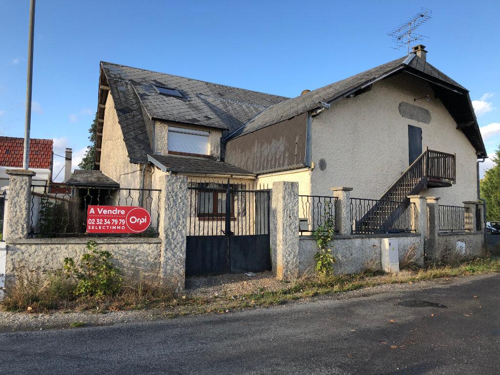 Maison à vendre 7 370m2 à Le Sacq vignette-1