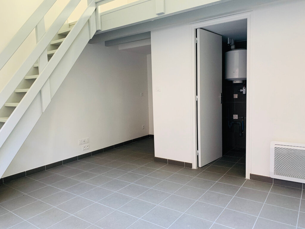 Appartement à louer 2 30.8m2 à Toulouse vignette-1