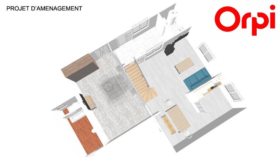 Maison à vendre 4 103m2 à Jouy-le-Châtel vignette-8