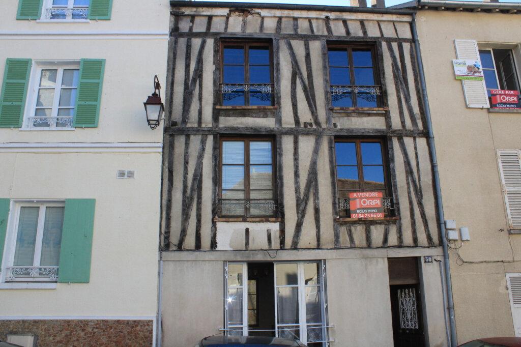 Maison à vendre 4 118m2 à Rozay-en-Brie vignette-2