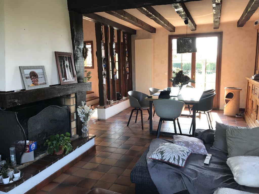 Maison à louer 7 140m2 à Villeneuve-les-Bordes vignette-2