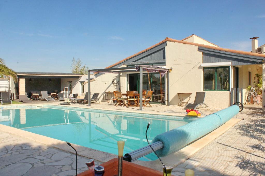 Maison à vendre 9 198m2 à Marseillan vignette-1