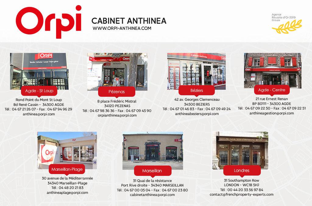 Maison à vendre 7 200m2 à Pomérols vignette-14