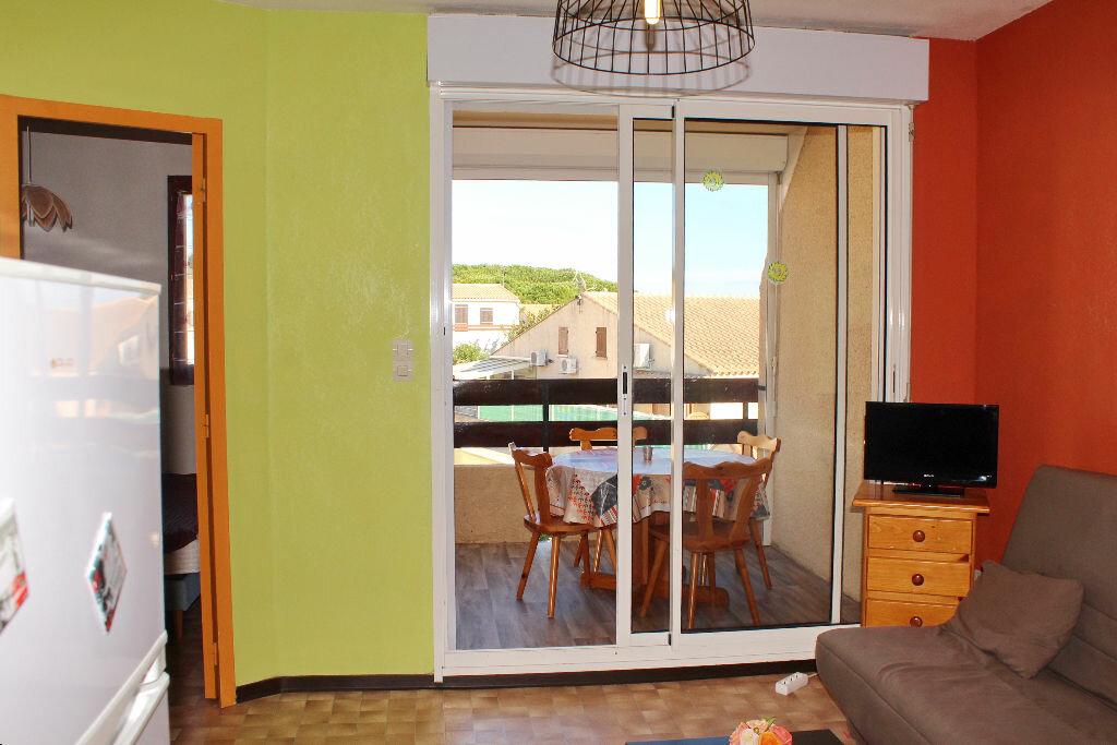 Appartement à vendre 2 26m2 à Marseillan vignette-1