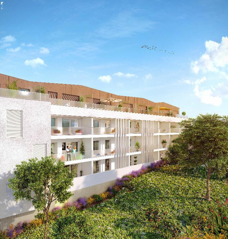 Appartement à vendre 2 45.29m2 à Béziers vignette-1